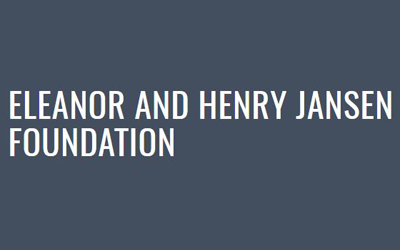 Eleanor and Henry Jansen Foundation