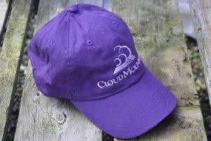 Purple with Lav Logo