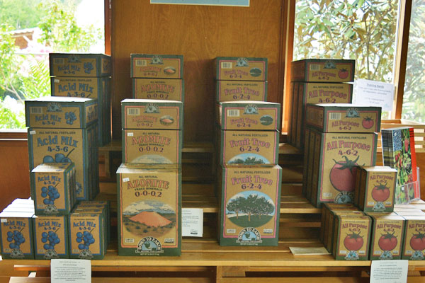 Fertilizers & Amendments